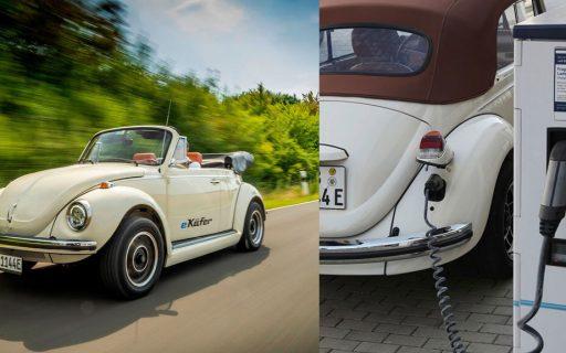 """Volkswagen resucita a su legendario """"Escarabajo"""""""
