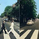 Volkswagen modifica la icónica portada 'Abbey Road' de los Beatles